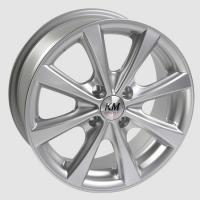 Kormetal alloy wheels